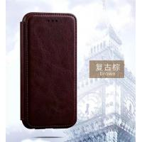 Quality Samsung S8 Magnetic Leather Case Full Protection Business Use Side Flip wholesale