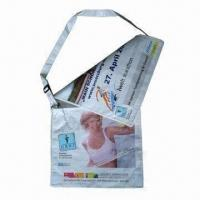 Buy cheap PP Woven Shopping Bag, Customized Designs are Welcome from wholesalers