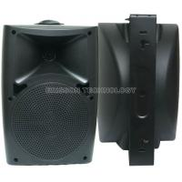 "Quality 6.5"" 2 Way Wall Hanging Speaker 30w , 8 Ohm Portable Outdoor Speaker wholesale"