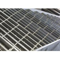 Quality Prefabricated Steel Stair Treads Grating Checkered Plate Hdg Carbon Steel Iron wholesale