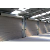 China Perspective Ventilation Security Roller Shutters , Baking Paint Stainless Steel Shutters on sale