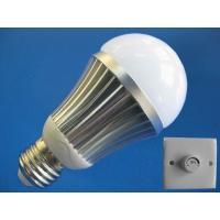 Cheap White B22 E26 5 Watt Dimmable LED Lighting Bulb Fixture 2700 - 8500k for Exhibition stands for sale