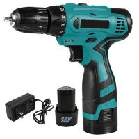 China 2 Speed Small Cordless Hand Drill , 1.5Ah Battery Cordless Electric Drill on sale
