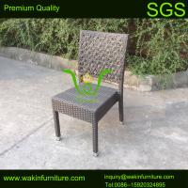 Cheap Patio Garden Armless Chair for sale