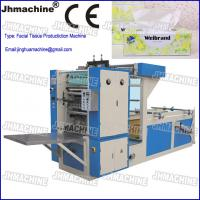 Quality Automatic Facial Tissue Paper Production Line, Four Lane for box type tissue paper wholesale