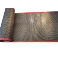 Quality 2mm Hole PTFE Mesh Conveyor Belt With High Temperature Resistant For Oven Pad wholesale