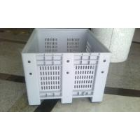 Quality Chinese best selling plastic box,shipping box with large size at 1200x1000x760mm wholesale