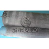 Quality Low coefficient 0Cr25Al5 Metal Wire Mesh for aerospace , water fuel wholesale
