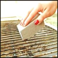 BBQ grill stone, Griddle Cleaner, Grill Brick