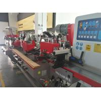 Quality Multiple Blade Saw Six Head Moulder With Slice Cutting High Rigid Body Structure wholesale