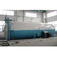 Quality Rubber / Food Chemical Autoclave Φ2.85m With Safety Interlock , Automatic Control wholesale