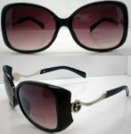 Quality Hard Fashionable Plastic Frame Sunglasses To Protect Eyes wholesale