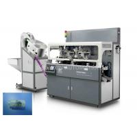 Quality Fully Automatic Screen Print Machine Chain - Type For Multicolor Glass Tube Plastic Tube wholesale