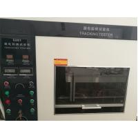 Quality Plastic Material Tracking Test Apparatus of Fire Resistence Test Instrument Standard GB4207 wholesale