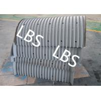 Quality Offshore Platform Crane Main Drum Lebus Grooving Wire Rope Or Cable wholesale