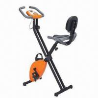Quality Magnetic X-bike, Made of Plastic and Steel wholesale