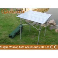 Quality Portable Lightweight Outdoor Dining Tables Aluminum for Garden wholesale