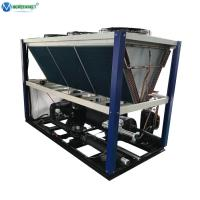Quality 30HP Top Quality 415V 50Hz Low Temperature Air Cooled Scroll Water Chiller Malaysia wholesale