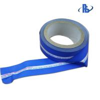 China Heat Sensitive Safety Seal Tape For Shipping Carton / Bag Sealing on sale