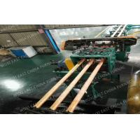 Quality 95x25 Red Copper Pipes  3-strands  Horizontal Copper Continuous Casting Machine wholesale