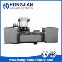 Quality Grinding Polishing Machine For Gravure Cylinder Copper Surface Grinder Cylinder Finishing Machine Rough Fine Grinding wholesale