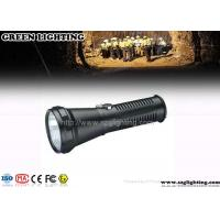 Quality Rechargeable Explosion Proof Torch 400 Meters Lighting Range 5W LED Light Source wholesale