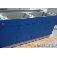 Quality Modular Science Laboratory Furniture Aluminum Alloy SUS Painted Steel MDF wholesale