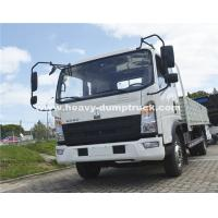 Buy cheap Right Hand 4x2  HOWO Comercial Cargo Truck With 3 M³ Cargo Bucket product