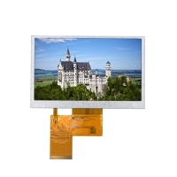 Quality 4.3 Inch 480xRGBx272 ST7282 Driver LCD TFT Displays wholesale
