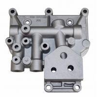 China Durable CNC Machine Parts Aluminum Die Casting Foundry Alloy Foundry 6061 6063 6066 6082 on sale