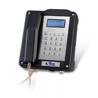 Quality Vandal Resistant Auto answer Explosion Proof Telephone With 21 Number Keys wholesale