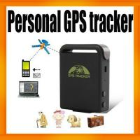 Quality New TK102 GPS102 Mini GPS Tracker GSM SMS GPRS Tracking on mobile phone or online platform wholesale