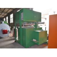 Quality Waste Paper Egg Tray Pulp Forming Machine , Egg Box Making Machine wholesale