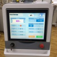 Quality 10600 Nm Co2 Fractional Laser Machine For Scar Removal / Vertical Fractional Resurfacing Laser wholesale