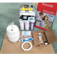 Quality 7 stages with UV lamp household pre filtration use revser osmosis water purification water filter wholesale