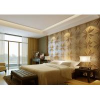 Quality 3D Embossed Modern Mural 3 Dimensional Wallpaper for Home Wall Decor Wall Art wholesale