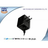 Quality Universal 12v Wall Mount Power Adapter Ac 100-240v To 50-60hz Dc 0.2a 0.8a 2 Pin Plug wholesale