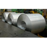 Quality 1070 / 1060 Jumbo Aluminium Foil Roll Insulation Material Half Hard Temper wholesale