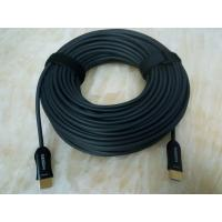 Quality 5Ft - 100Ft HDMI 2.0 Cable 18GB HDMI Fiber Optic / Hybrid Active Cable HDMI 2.0 AOC wholesale