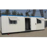 Quality Henan Prefab container house with fatory price wholesale