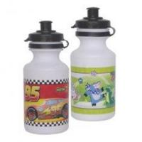 Quality 300ML Sustainable PE / PP Material Plastic Water Bottles With Logos Printed wholesale
