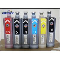 China CMYK Galaxy Eco Solvent Ink Eco Friendly For Digital Color Printing Machine on sale