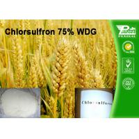 Quality Chlorsulfron 75% WDG Select Herbicide Professional Weed Killer Cas No. 64902-72-3 wholesale