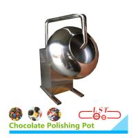 Quality SSS304 Material Chocolate Coating Equipment For Chocolate Beans 1 Year Warranty wholesale