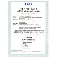 Femrice (China) Technology Co., Ltd Certifications