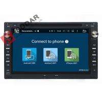 Cheap Car Radio GPS Bluetooth VW Car DVD Player With Full RCA Output Screen Mirroring Function for sale