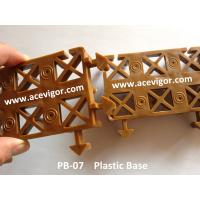 Cheap PB-07 Plastic Back for DECKING, 200mm x 60mm for sale