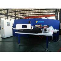 Quality ISO CE CNC Control 1250 X 2500 MM SE2510 CNC Turret Punch With 32 Punching Station wholesale