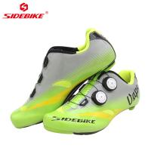 Quality Men Carbon Fiber Cycling Shoes , Specialized Carbon Road Shoes Good Shock Absorption wholesale