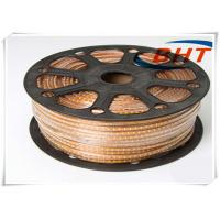 Buy cheap High Power 220V Led Strip Led Strip Lights Warm White100m/ Reel With Power Cord from wholesalers